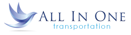 All In One Transportation Logo